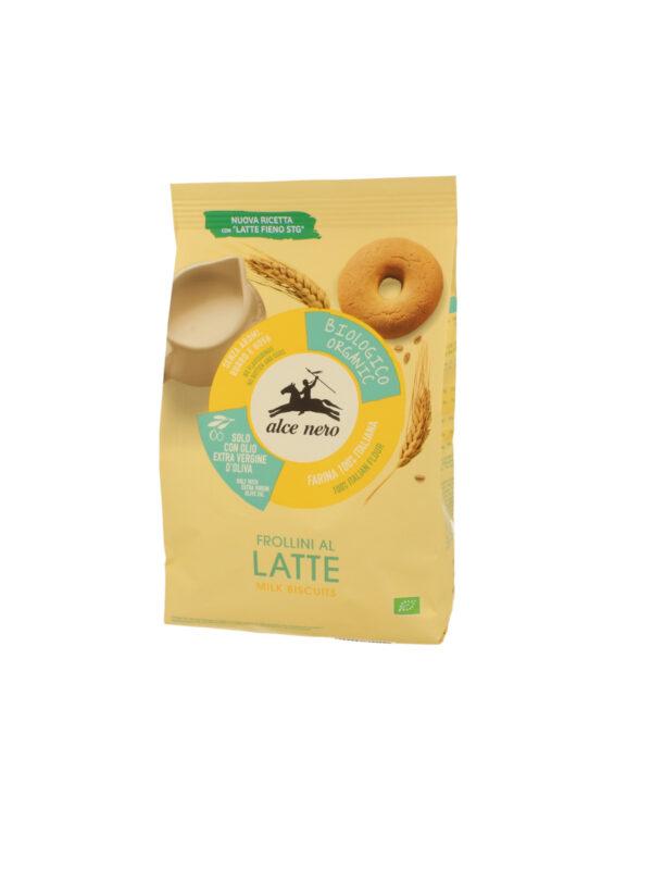 Frollino al latte Bio Alce Nero 350g - Alce Nero - Biscotti per bambini