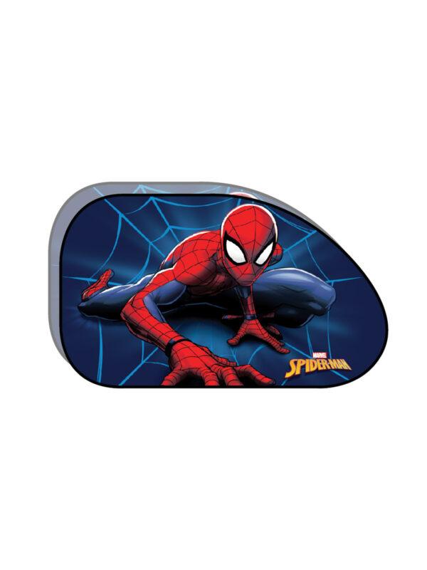 Tendine laterali trapezio Marvel Spiderman 65x38 cm - 2 pezzi - MARVEL - Accessori per Auto
