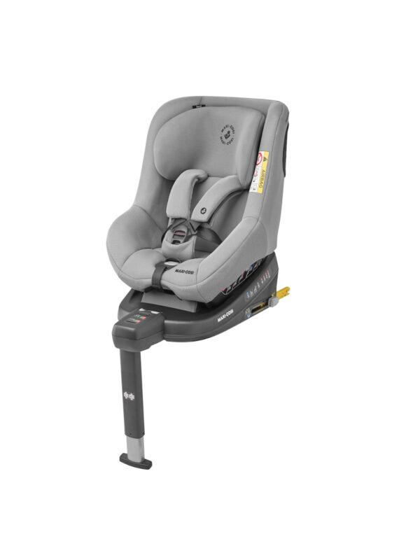Seggiolino auto BERYL Authentic GreyDalla nascita a 7 anni circa (0 - 25 Kg). - MAXICOSI - Gruppo 0+|1|2 (0-25 Kg)