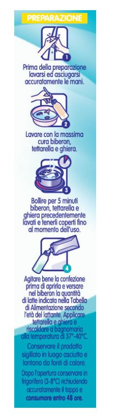 NESTLE' - NIDINA 2 latte 6x500 ml - NESTLE' - Latte 2