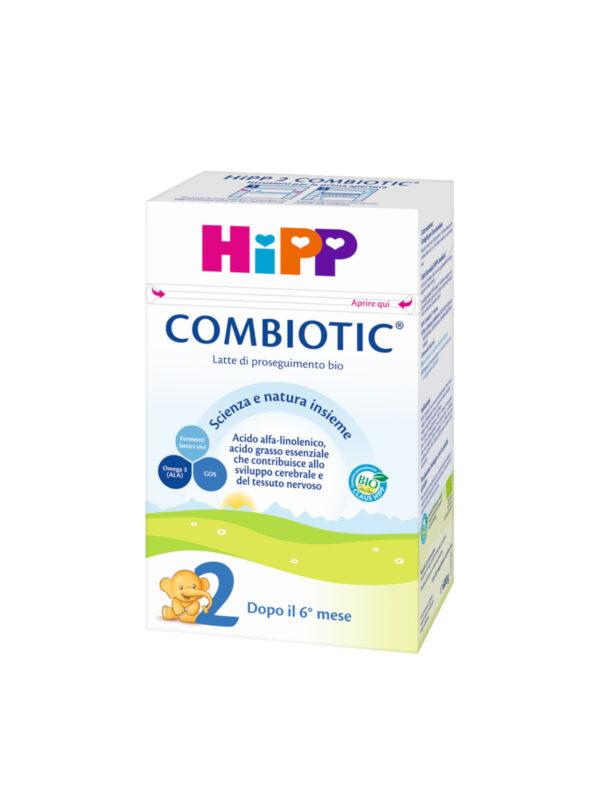 Latte 2 Combiotic Proseguimento polvere 600g - HiPP - Latte 2