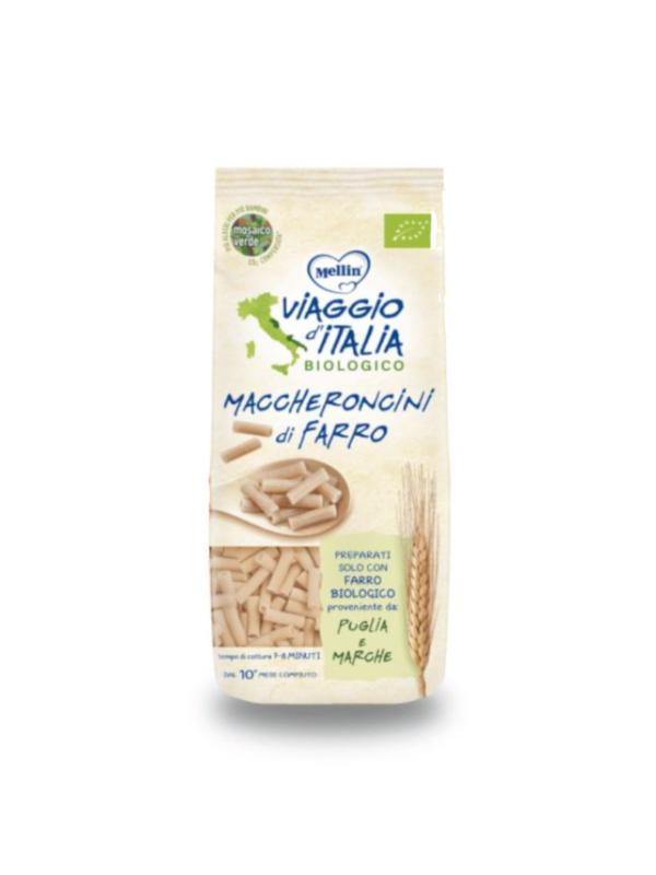 MELLIN - Bio Pasta maccheroncini farro 250 gr - MELLIN - Pastine per bambini