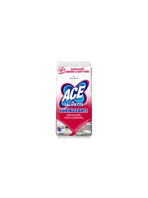 Ace - Salviette igienizzanti con alcool 40 pz - Cura e cosmesi bambino
