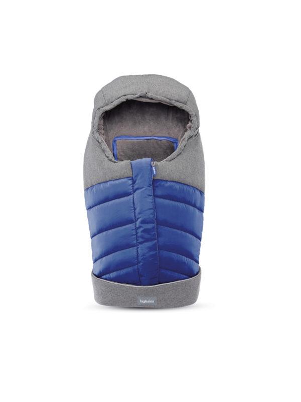INGLESINA-SACCO INVERNALE NEW BORN ROYAL BLUE - INGLESINA - Accessori passeggini
