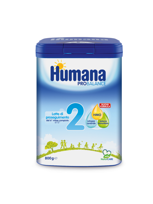 HUMANA Latte 2 polvere 800 gr - HUMANA - Latte 2