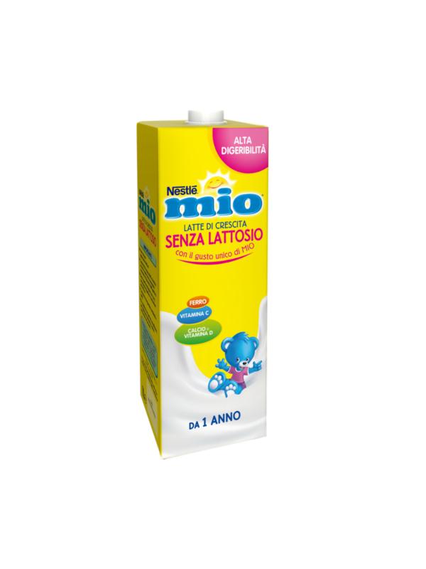 NESTLÉ MIO Latte di crescita senza lattosio 1 L - NESTLE' - Latte crescita 3-4-5