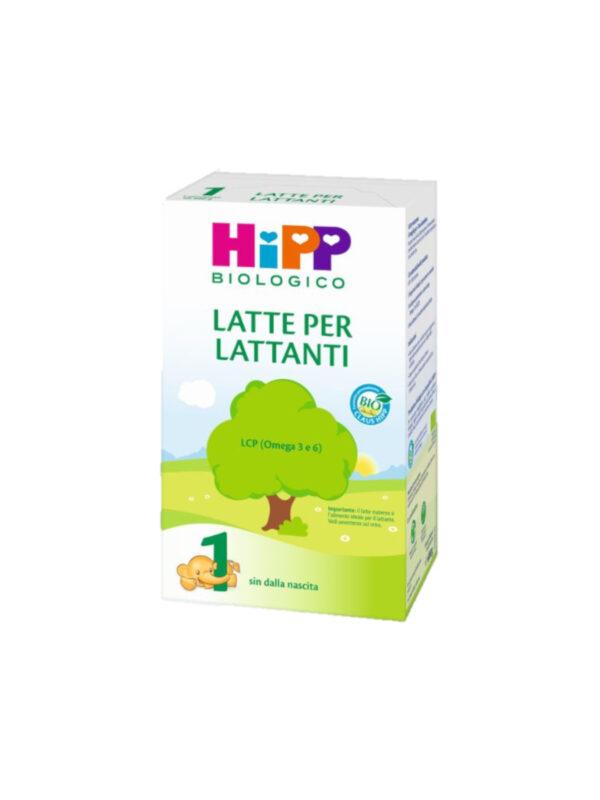 Latte bio 1 600 gr - HiPP - Latte 1