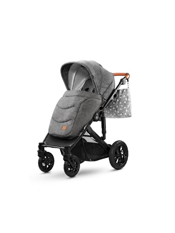 Kinderkraft  Trio PRIME 2020 3in1 grey - KinderKraft - Kinderkraft