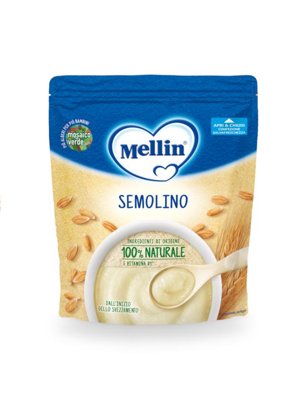 MELLIN -  Semolino 200 gr - MELLIN - Creme e Pappe Lattee
