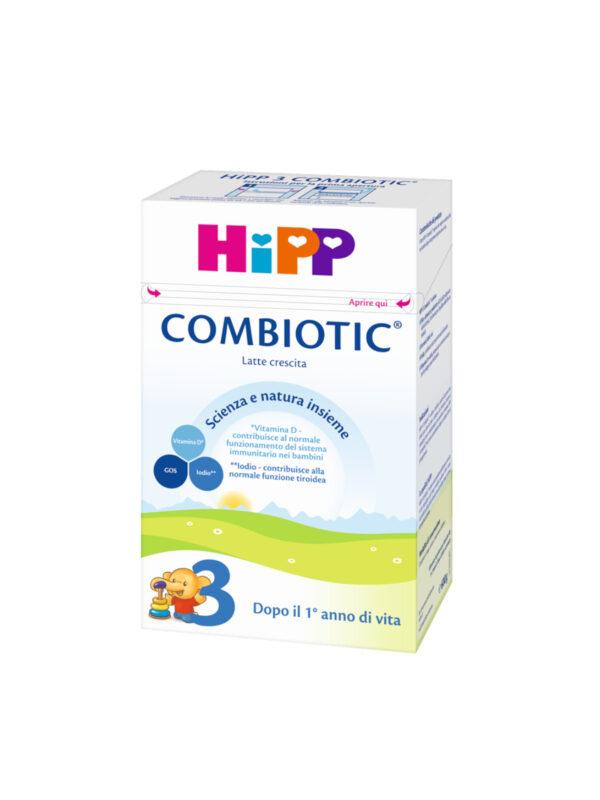 Latte 3 Combiotic crescita polvere 600g - HiPP