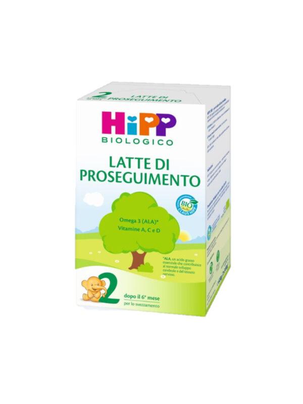 Latte 2 di proseguimento polvere 600g - HiPP - Latte 2