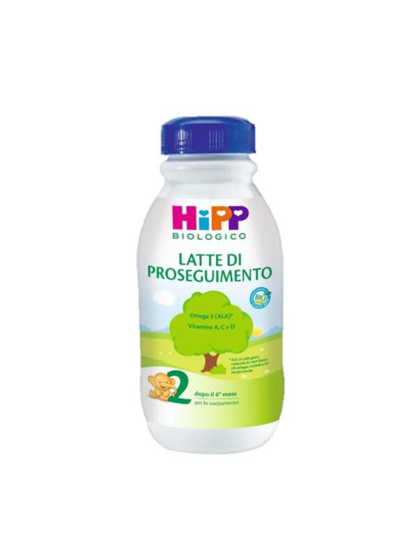 Latte 2 di proseguimento liquido 500ml - HiPP - Latte 2
