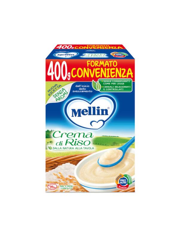 MELLIN Crema di riso 400 gr - MELLIN - Creme e Pappe Lattee