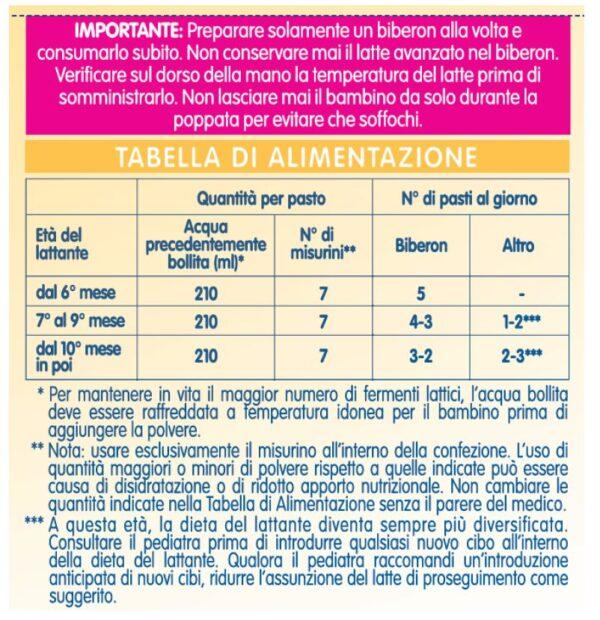 NESTLE' - Nidina Pelargon 2 800 gr - NESTLE' - Latte 2