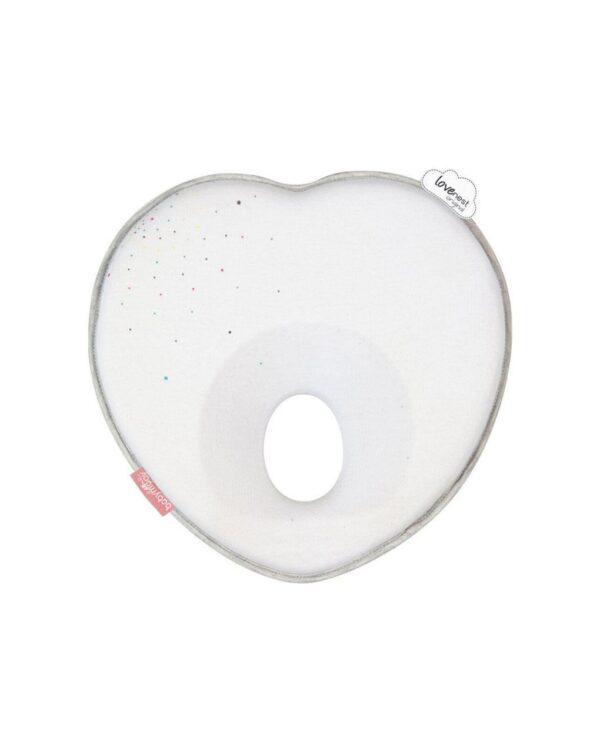CUSCINO LOVENEST ORIGINAL WHITE  (0-4M) - Accessori Pappa e Allattamento