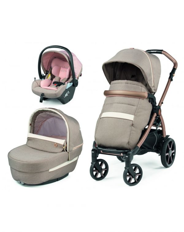 TRIO BOOK LOUNGE MON AMOUR - Peg Perego