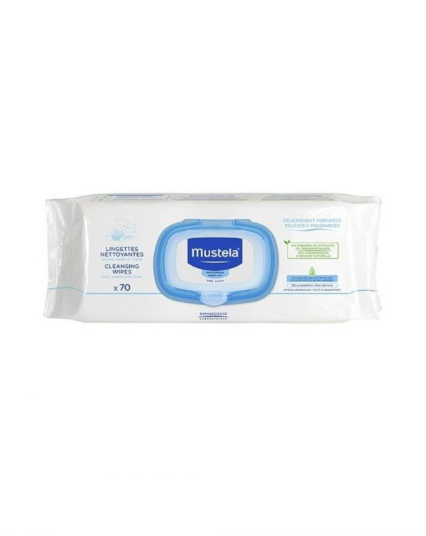 Salviette detergenti profumate 70 pz - Cura e cosmesi bambino