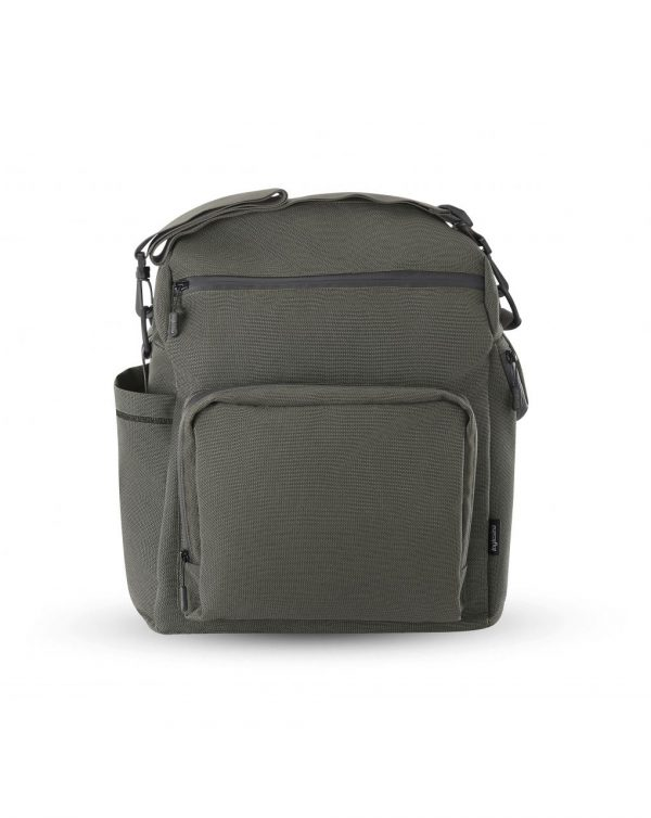 Inglesina Aptica XT Adventure Bag, Sequoia Green - Accessori passeggini