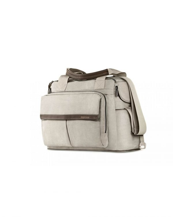 Inglesina Aptica Dual Bag, Cashmere Beige - Accessori passeggini