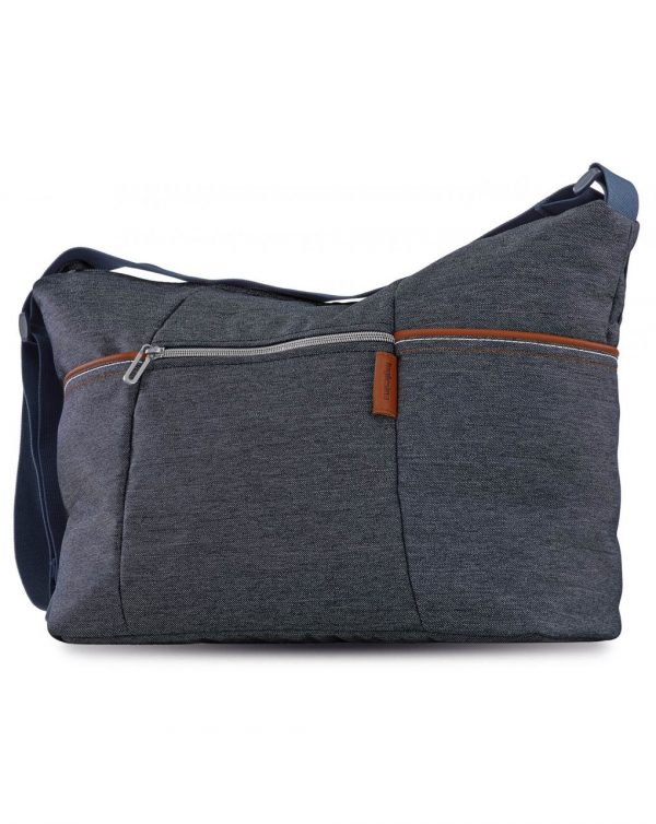 Inglesina Trilogy Day Bag, Village Denim - Accessori passeggini