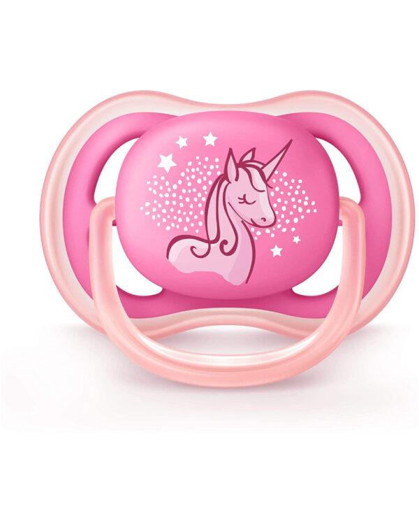 Succhietto avent unicorno 6-18 mesi - Ciucci