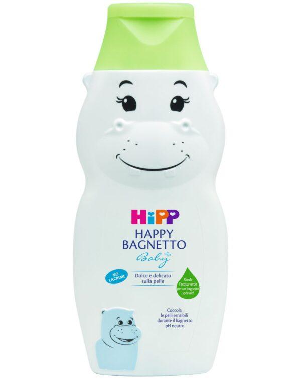 Happy bagnetto ippopotamo 300 ml - Cura e cosmesi bambino