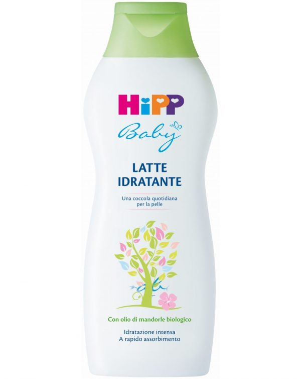 Latte idratante 350 ml - Cura e cosmesi bambino