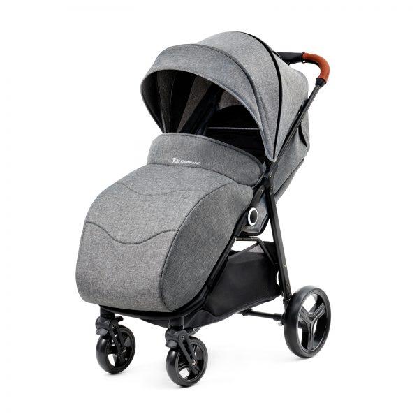 Kinderkraft Passeggino GRANDE grey - Kinderkraft