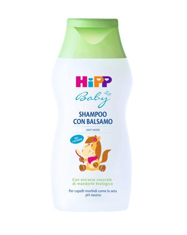Shampoo con balsamo 200 ml - Cura e cosmesi bambino
