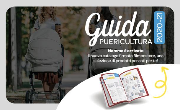 SCOPRI LA GUIDA PUERICULTURA