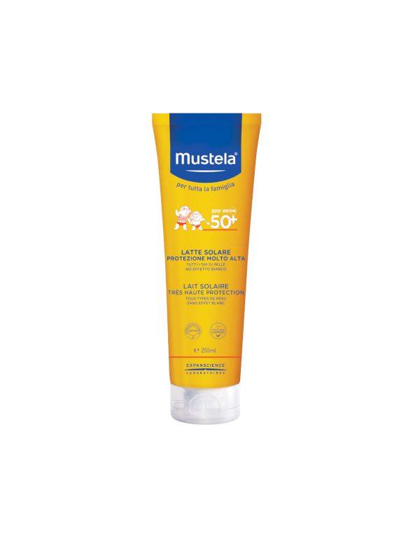 Latte Solare 250ML - MUSTELA - Cura e cosmesi bambino
