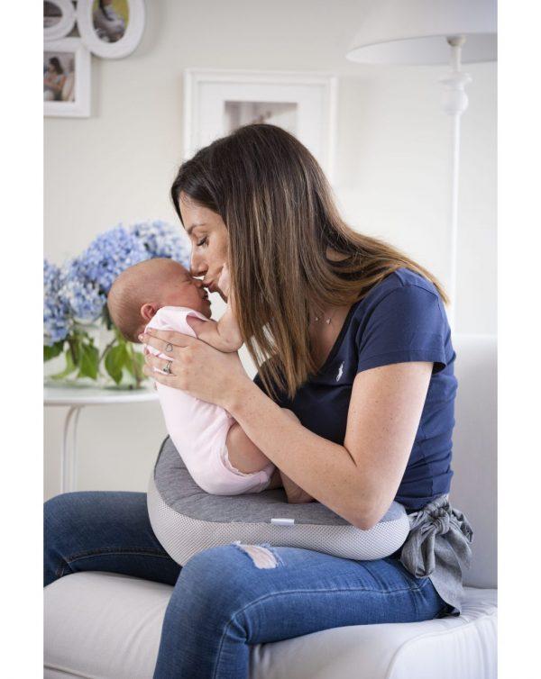 Cuscino allattamento Boppy Anywhere - BOPPY - Accessori Pappa e Allattamento
