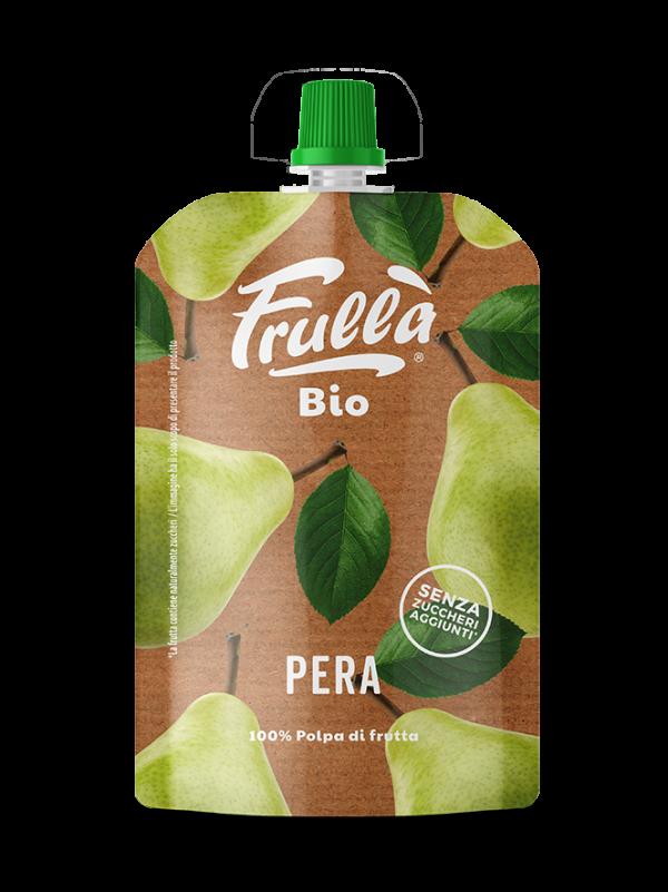 FRUTTA FRULLATA BIO PERA 100GR - Natura Nuova Bio - Frutta frullata