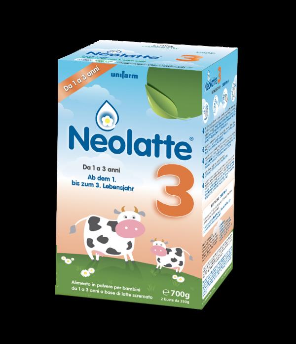 NEOLATTE 3                  700G - Neolatte - Latte crescita 3-4-5