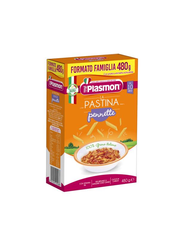 Plasmon - Pastina Pennette - 480g - Plasmon - Pastine per bambini