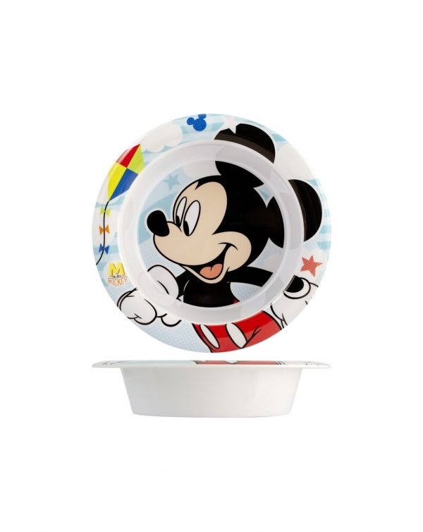 Disney - Piatto Pappa Mickeysimply - LULABI - Piatti e Set Pappa