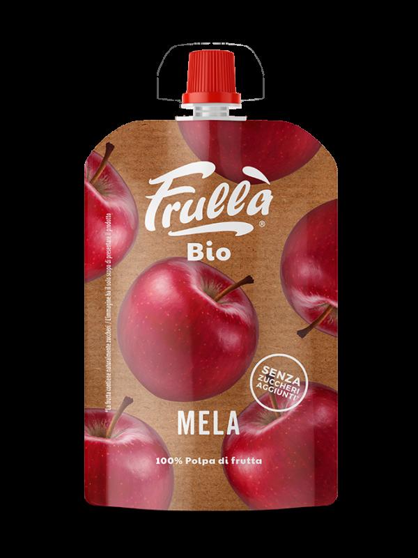 FRUTTA FRULLATA BIO MELA 100GR - Natura Nuova Bio - Frutta frullata