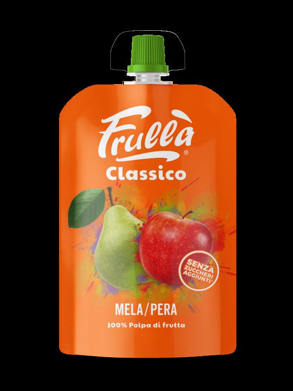 FRUTTA FRULLATA MELA PERA 100GR - Frullà - Frutta frullata