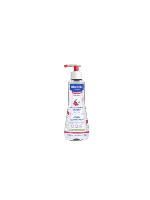FLUIDO DETERGENTE S/R 300ML - MUSTELA - Detergenti e creme