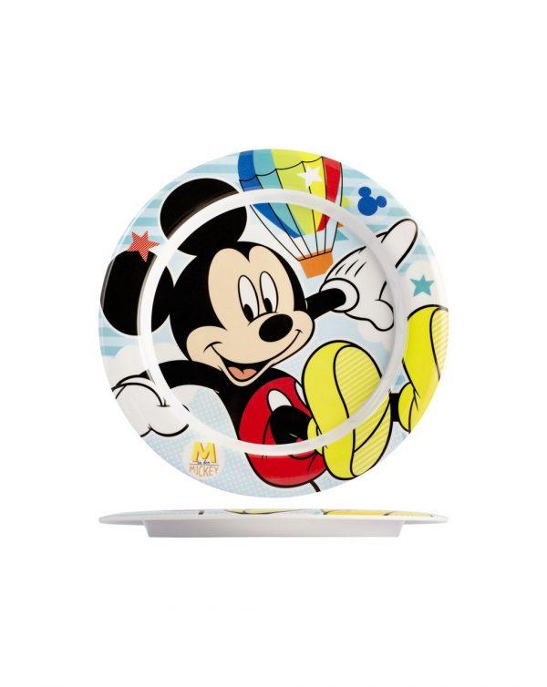 Disney - Piatto Piano Mickeysimply - LULABI - Piatti e Set Pappa