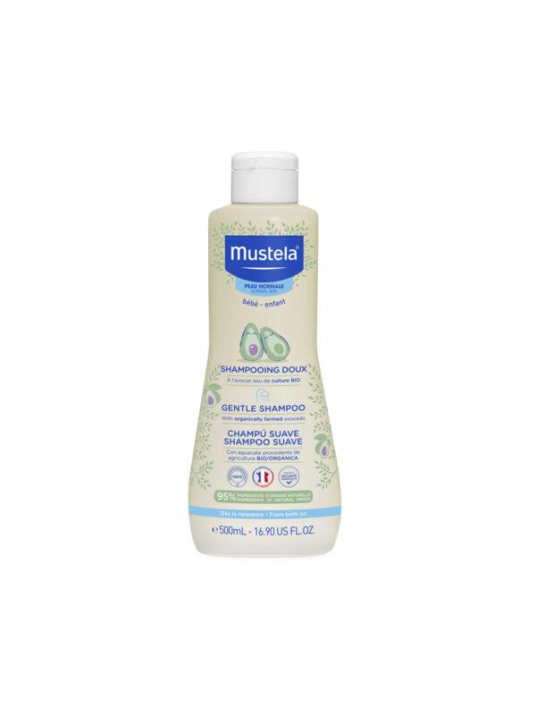 SHAMPOO DOLCE 500ML - MUSTELA - Detergenti e creme
