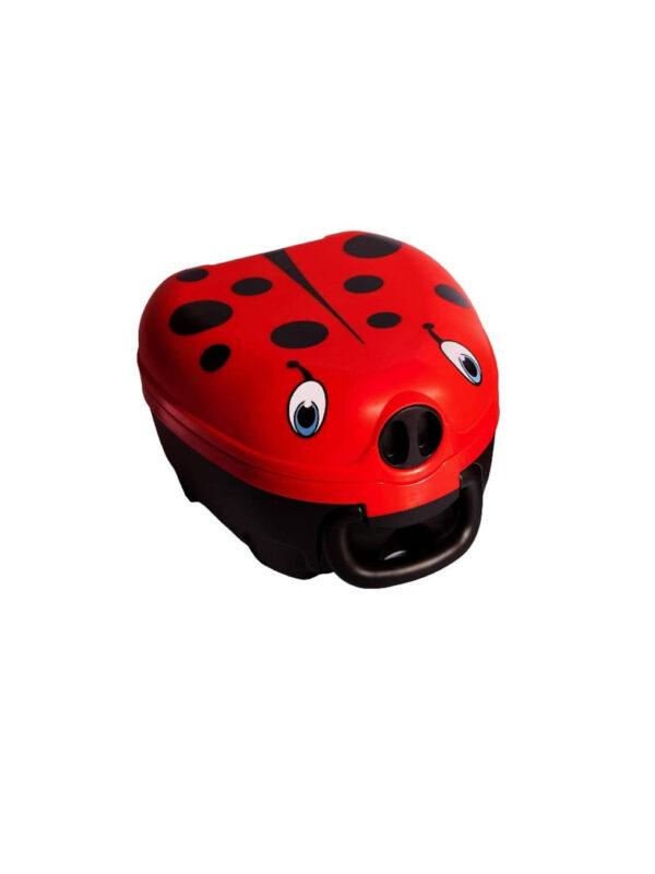 Giordani – My Carry Potty Vasino Ladybug - MY CARRY POTTY - Vasini e riduttori