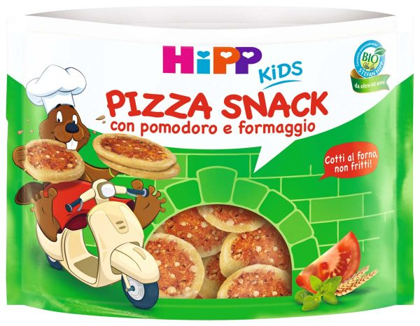Pizza snack 50g - HiPP - Snack per bambini