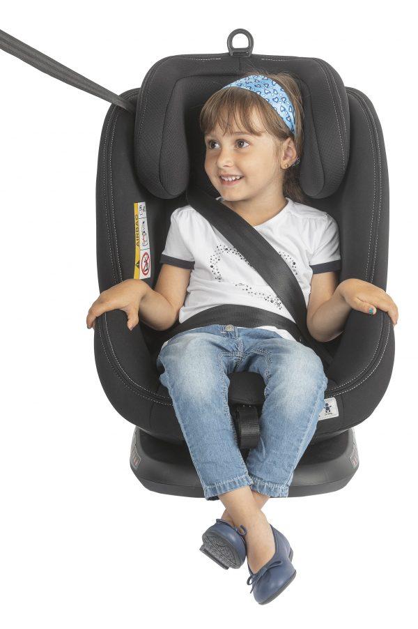 Seggiolino Seat4Fix BLACK - CHICCO - Seggiolini auto
