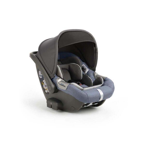 Seggiolino auto Darwin Infant i-Size colore Alaska Blue - INGLESINA - i-Size