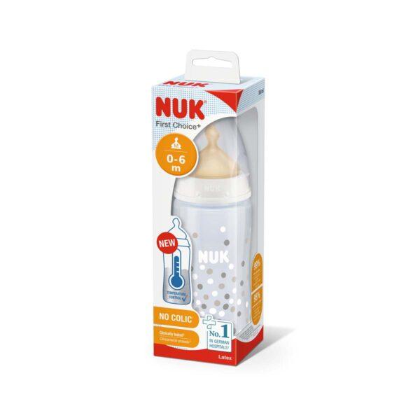 NUK First Choice Plus biberon con Temperature Control - NUK - Biberon e Tettarelle