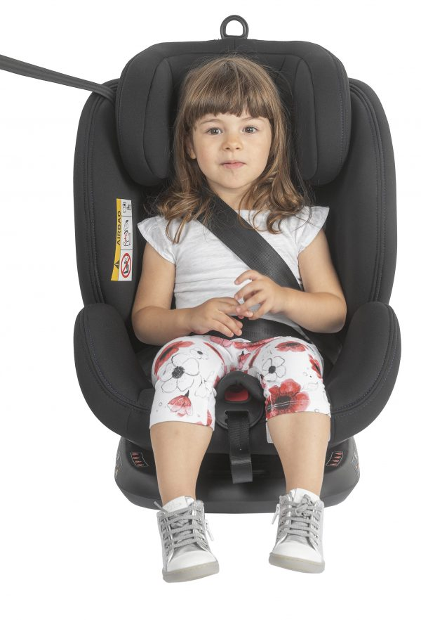 Seggiolino Seat4Fix Air BLACK AIR - CHICCO - Chicco