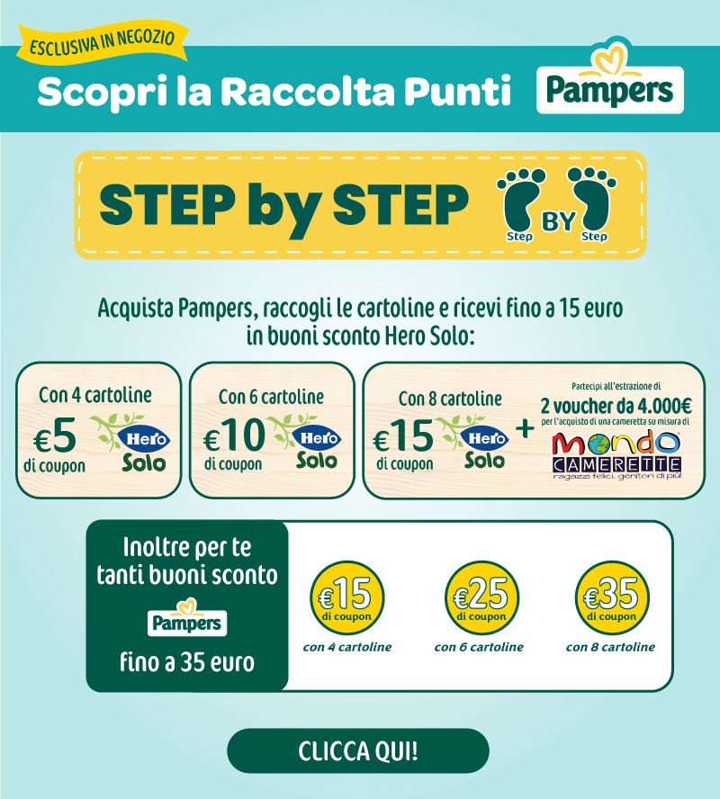 Concorso Pampers