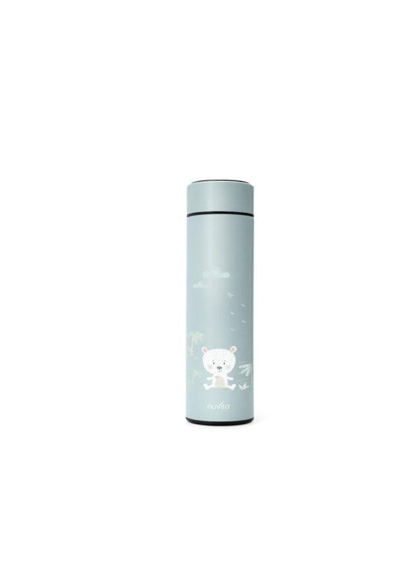 Borraccia Termica 500ml con termometro LED - 4456 - NUVITA - Accessori Pappa e Allattamento