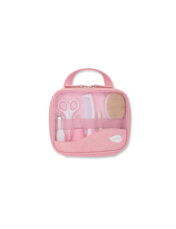 Beauty Set per la cura del bambino - 1146 rosa - NUVITA - Cura e cosmesi bambino
